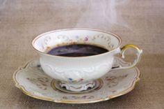 Vintage & elegant tea cup & saucer pinned by Keva xo.
