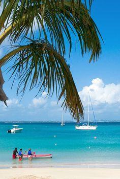 Cheerful, contemporary Caribbean in #SaintMartin.