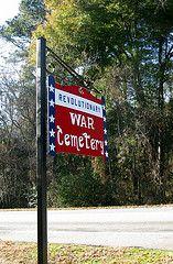 Old Capitol Cemetery in Lousiville, GA