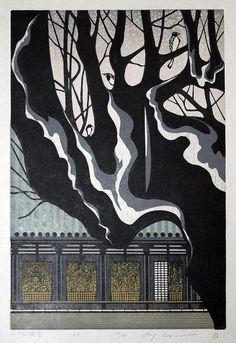 Sanju Sangendo / Ray Morimura #tree #art