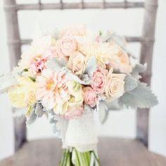 Pale pale bouquet