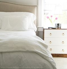 decor, cleanses, crafti, bedside tables, apples, hous, appl product, bedrooms, ikea