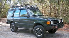 1995 Land Rover Discovery 300tdi conversion