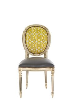 french inspired dining chair...yes!