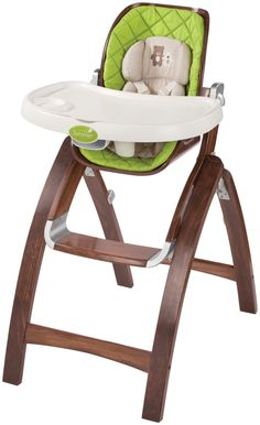 $169.99 Summer Infant Bentwood High Chair
