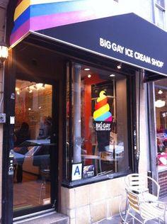 Big Gay Ice Cream E 7th
