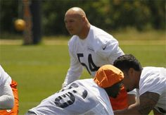 Chicago Bears LB Brian Urlacher targets training camp to return to full fitness