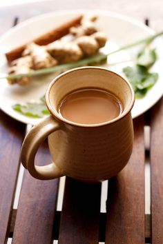 Indian Herbal Tea Blends