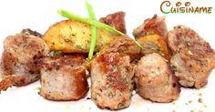 Una deliciosa receta de butifarras con patatas. ¡Irresistible!