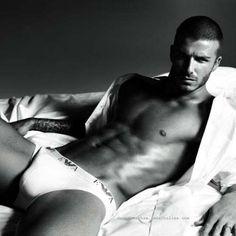 David Beckham. nuff said