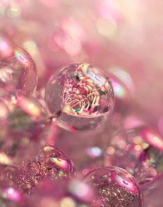 pink bubbl, pink christmas, green christmas, colors, christmas decorations