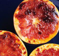 Grapefruit Brulee by bonappetit #Graperfruit #Healthy_Breakfast