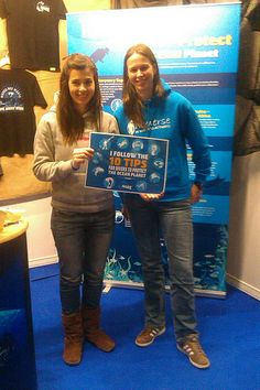 Follow the 10 Tips for Divers London International Dive Show #LIDS2014 #ProjectAWARE