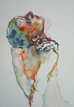Art - Drawing - by Paul van Dongen