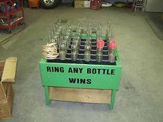 Ring any bottle bottl toss