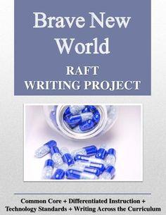 raft writing rubric