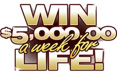 Win $5,000.00 a Week for Life from Publishers Clearing House Giveaway No. 3080. Get a free entry now, and you could become a big sweepstakes winner.