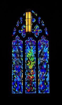Stained Glass Window@National Cathedral in DC | Flickr - Photo Sharing!