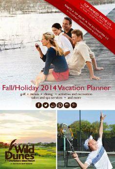 Charleston, SC Activities by the Beach | What's New in #Charleston and Around The Resort | Wild Dunes Resort www.wilddunes.com/blog/whats-new-in-charleston-around-the-resort-fallholiday-2014-vacation-planner/?m=0