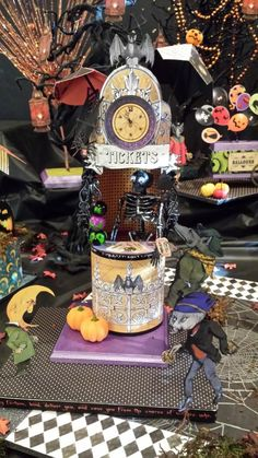 Artfully Musing: HALLOWEEN CARNIVAL EVENT – IS HERE!!!