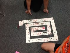 game pieces, favorit game, math centers, spiral multiplication, multiplication games, card games, patton patch, multipl game