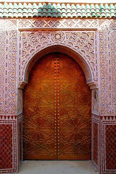 Medina - Marrakech by Vee-BY, via Flickr