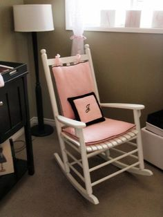 Rocking Chair Cushions on Pinterest  Rocking Chair Covers, Ikea Kids ...