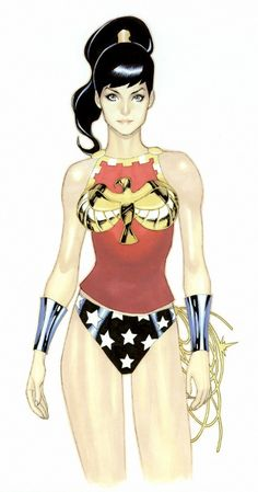 Donna Troy as Wonder Girl