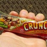 Check out this awesome review of Caveman Foods' Caveman Crunch – Cranberry Apricot Nut Bar!!!