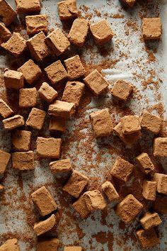 hous truffl, candi, chocolate truffles, chocol truffl, dessert