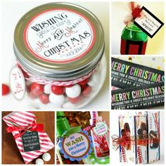 Tis the Season: 25 Festive Neighbor Gifts and Printables