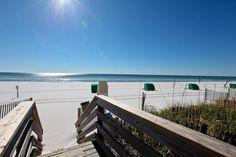 Emerald Towers beach access