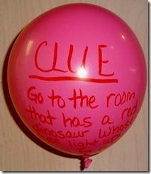 Valentine's Day Treasure Hunt: cute idea w good instructions given
