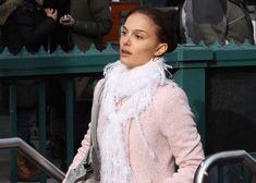 white scarf in Black Swan