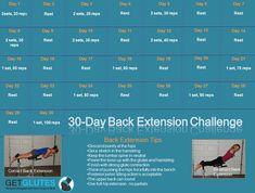 get-glutes-back-extension challenge