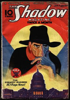 Shadow Magazine