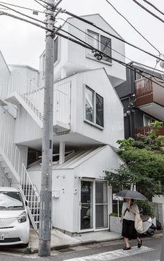 Tokyo Apartment | Sou Fujimoto