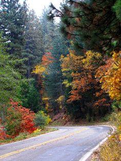 San Bernardino mountains, Southern California