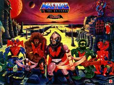 Masters Of The Universe - Horde