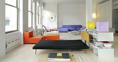 The Soho, New York City Loft contemporary Artist Marina Abramovic