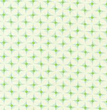 Heather Bailey Fabric - Hop Dot Cream from Nicey Jane Collection
