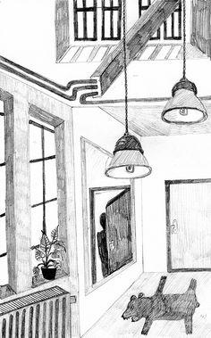 Pencil Drawing <3