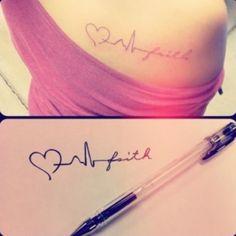 Love, life, & faith....so cute