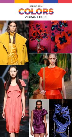 Spring 2014: The Color Story Trend