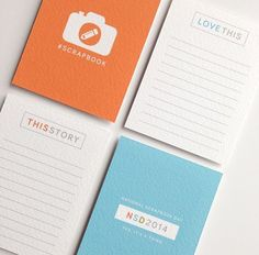 Free National Scrapbooking Day cards by Cathy Zielske