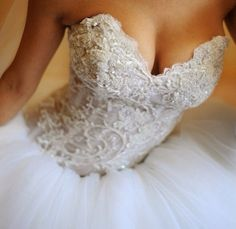 This is my future wedding dress. OMG OMG OMG. ZOMG. wedding dressses, weddings, corset wedding dresses, bridal corset dress, corset top wedding dress