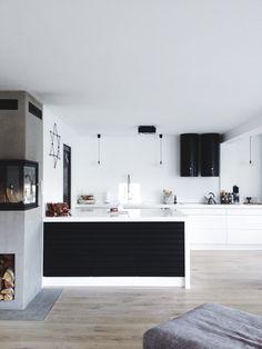 Kitchen | by Ronja Worum
