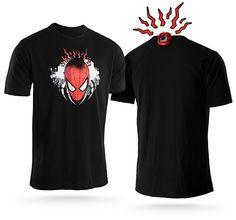 This Spider-Man T-Shirt Gives You Real Spidey Sense [T-Shirt]