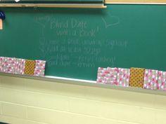 classroom, books, students, school, dates, book activities, blind, independ read, kid