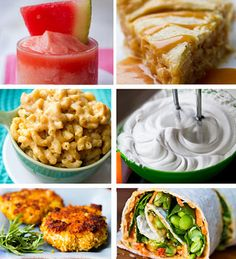 Healthy Dose Link Time: 20 Vegan Recipes to Add to Your Repertoire food, vegan recipes, gluten free, pie recipes, 20 vegan, appl pie, dessert, caramel apples, apple pies